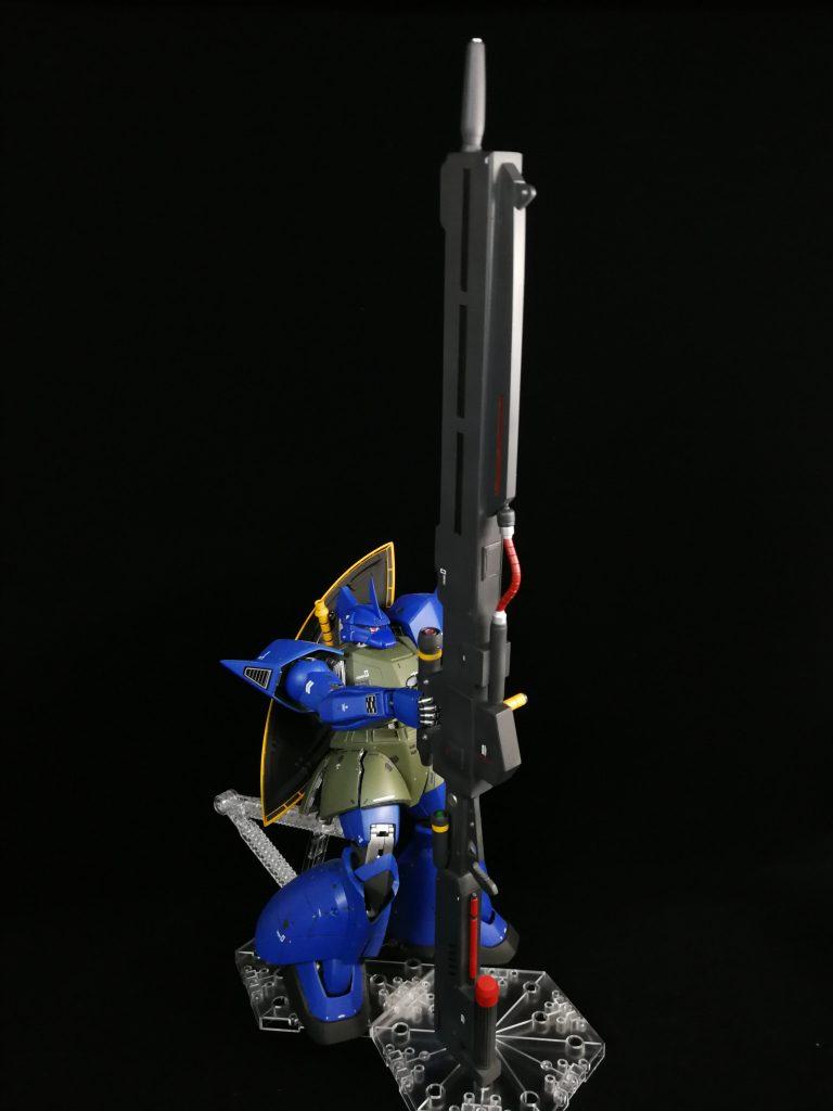 ガトー専用ゲルググ アピールショット7