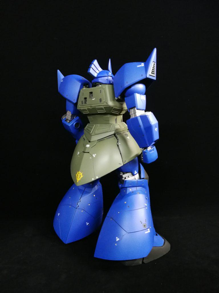 ガトー専用ゲルググ アピールショット2
