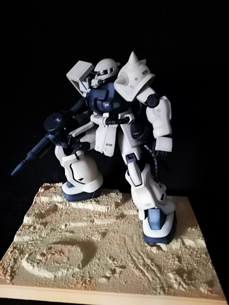 MG ザクⅡ F2型 連邦軍仕様