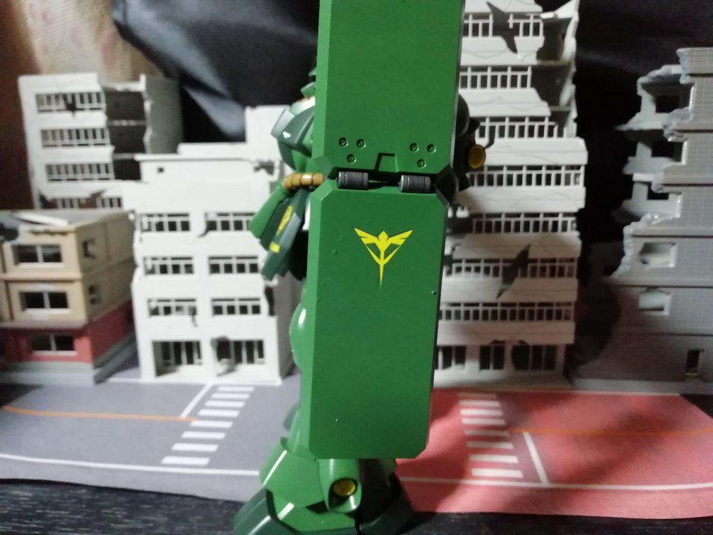 ギラ・ドーガ 量産機 アピールショット3