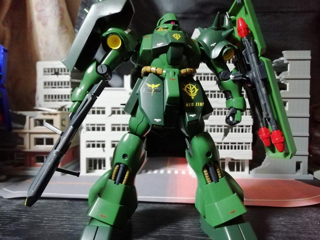 ギラ・ドーガ 量産機 アピールショット2