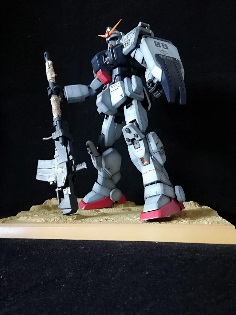 MG 陸戦型ガンダム