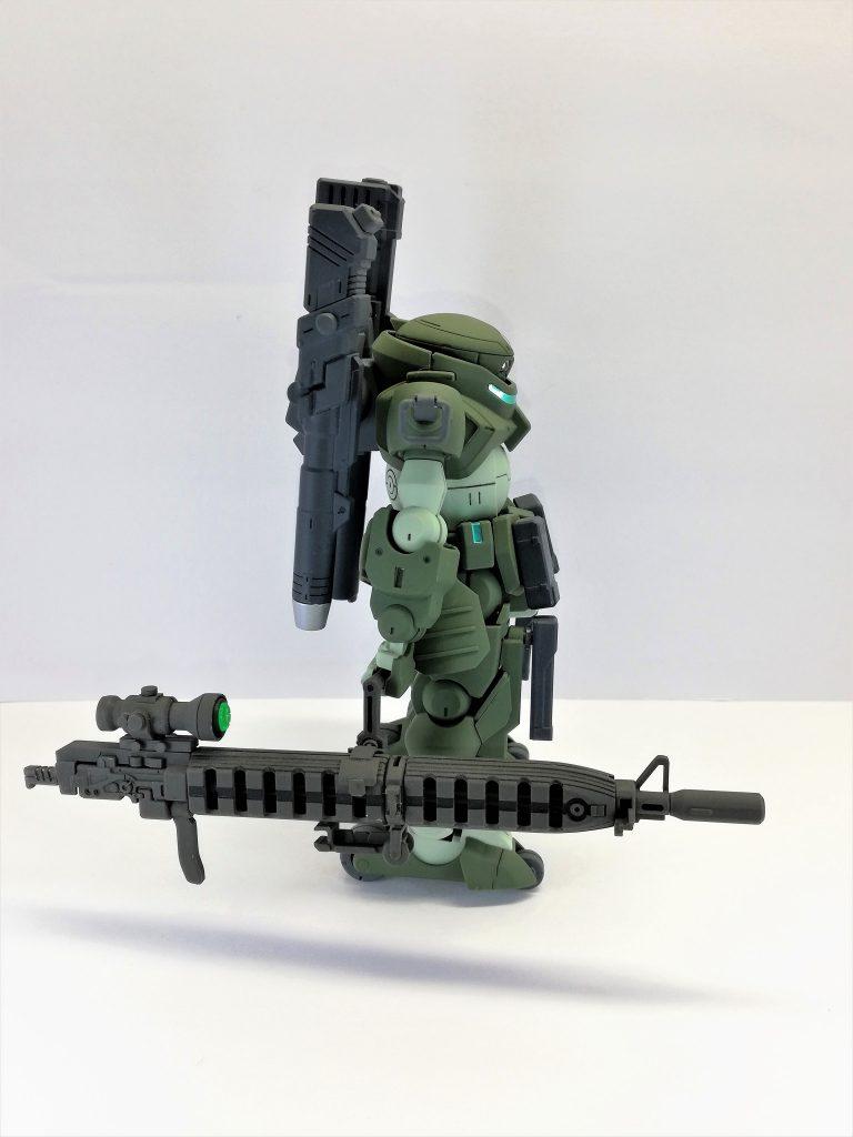 グリモアカスタム 火力支援仕様 アピールショット2