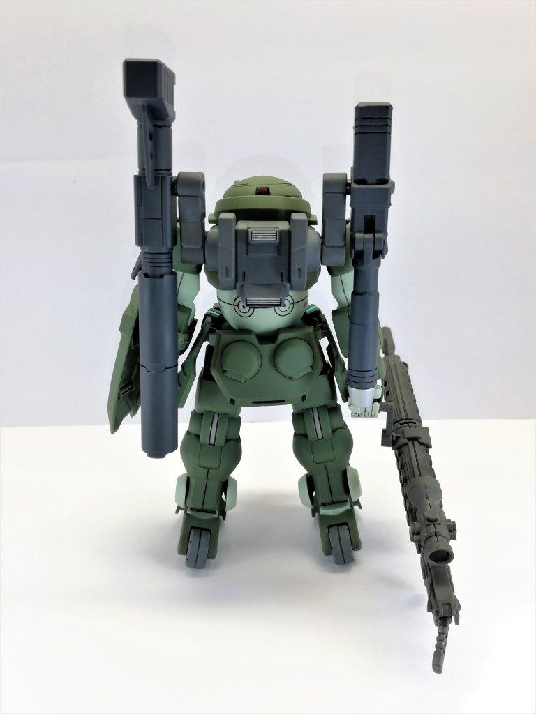 グリモアカスタム 火力支援仕様 アピールショット3