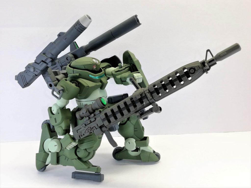 グリモアカスタム 火力支援仕様 アピールショット5