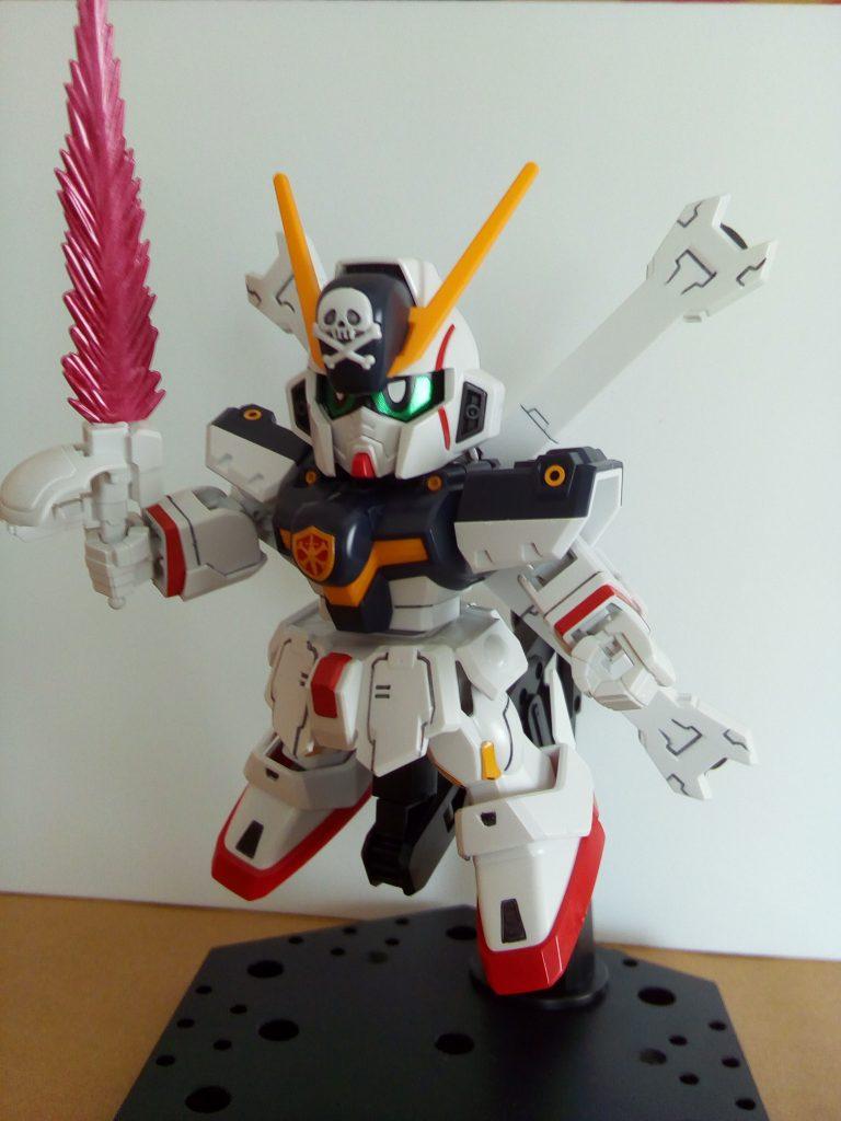 SDクロスボーン・ガンダムX1