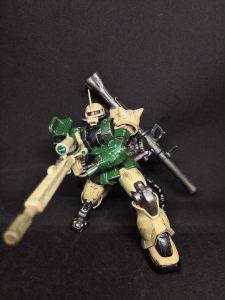ザクC型スナイパー(ジオン残党軍仕様)