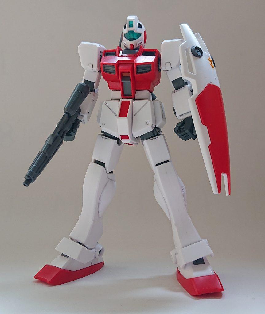 HGUC RGM-79G ジム・コマンド(宇宙仕様)