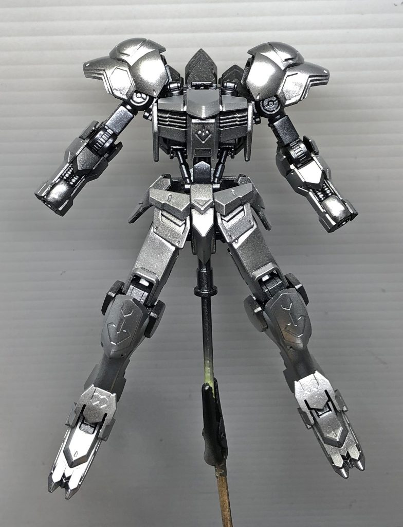 HG 1/144 ガンダムバルバトス 制作工程4