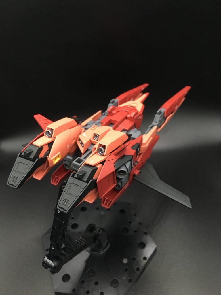 A-Zガンダム – 紅 – アピールショット8