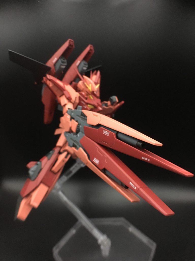 A-Zガンダム – 紅 – アピールショット3