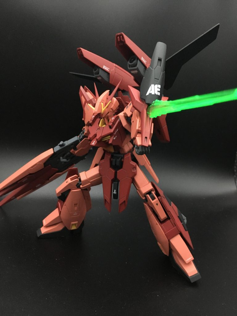 A-Zガンダム – 紅 – アピールショット6
