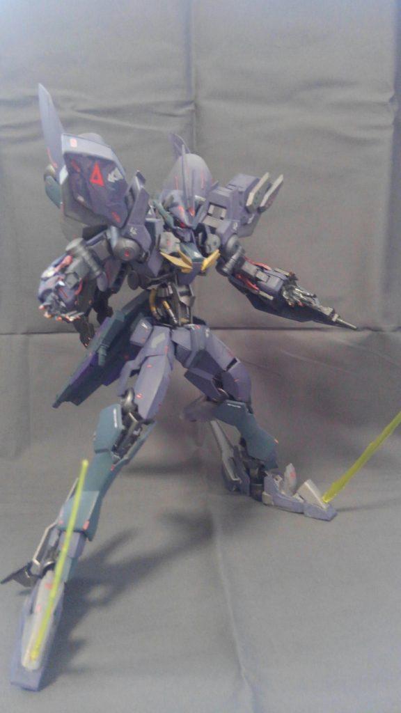 蘇えりし騎士 アピールショット3