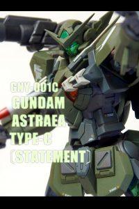 GNY-001C ガンダムアストレア TYPE-C 〔ステイトメント〕
