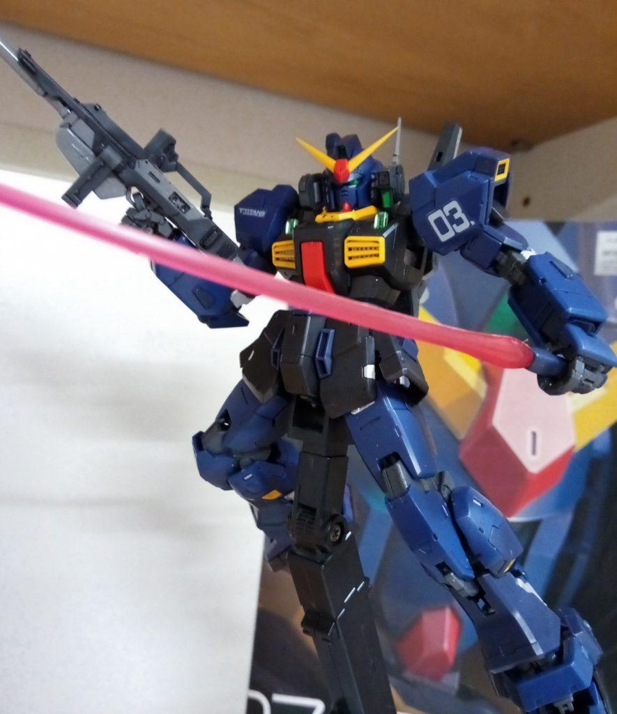 RX-178-03 [Ti]    ガンダムMk-Ⅱ 3号機 ティターンズ仕様