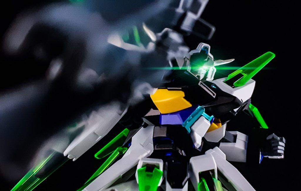 ガンダムAGE-FX:RE アピールショット3