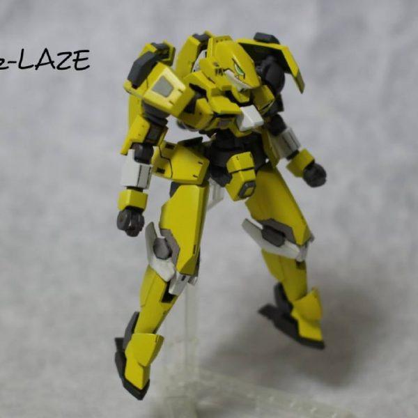 雷電残光【Blitz‐LAZE】