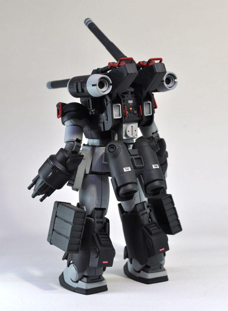 ガンキャノン 機動特化型/火器特化型 アピールショット5