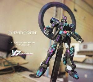 Alpha orion (Gundam Stargazer Custom)