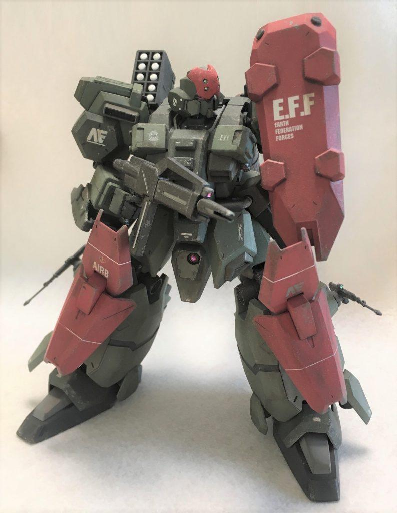 グスタフ・カール重装型Ⅱ アピールショット4