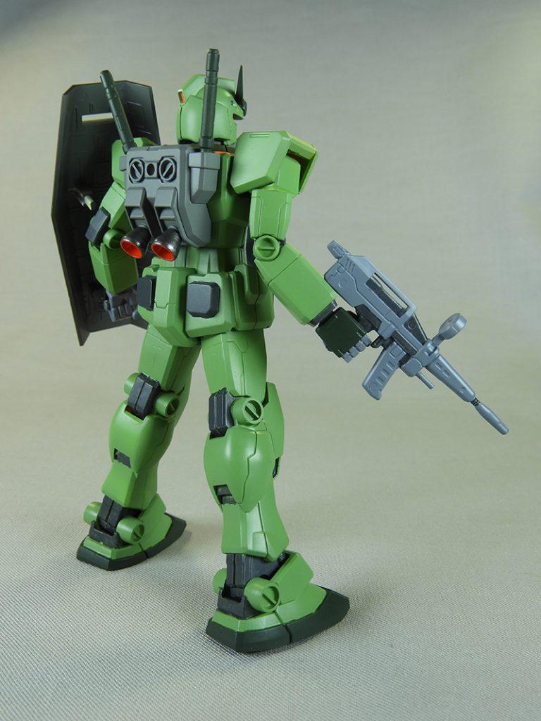 ドグマ風見専用ガンダム(突貫制作) アピールショット2