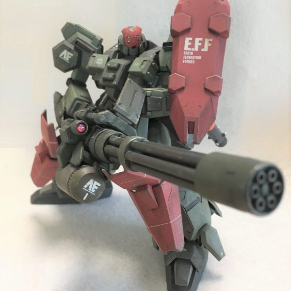 グスタフ・カール重装型Ⅱ