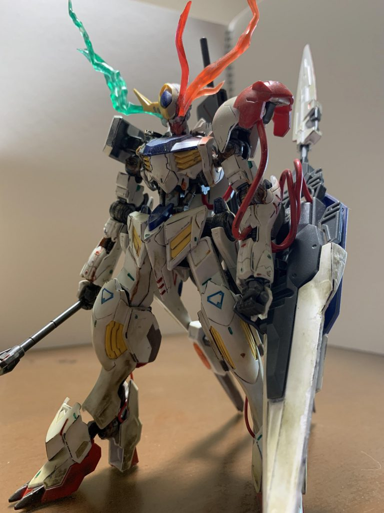 ガンダムバルバトスルプス~IF weapon~