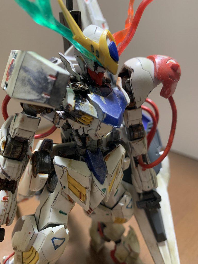 ガンダムバルバトスルプス~IF weapon~ アピールショット1