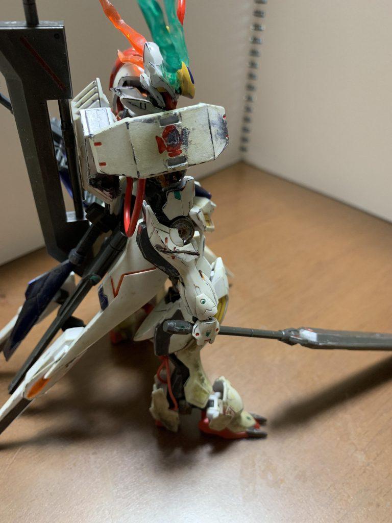 ガンダムバルバトスルプス~IF weapon~ アピールショット2