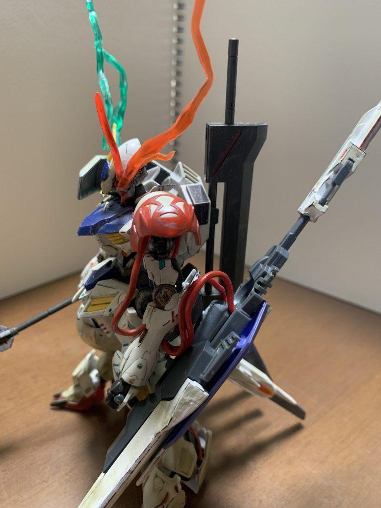 ガンダムバルバトスルプス~IF weapon~ アピールショット3