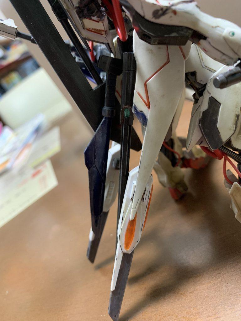 ガンダムバルバトスルプス~IF weapon~ アピールショット4