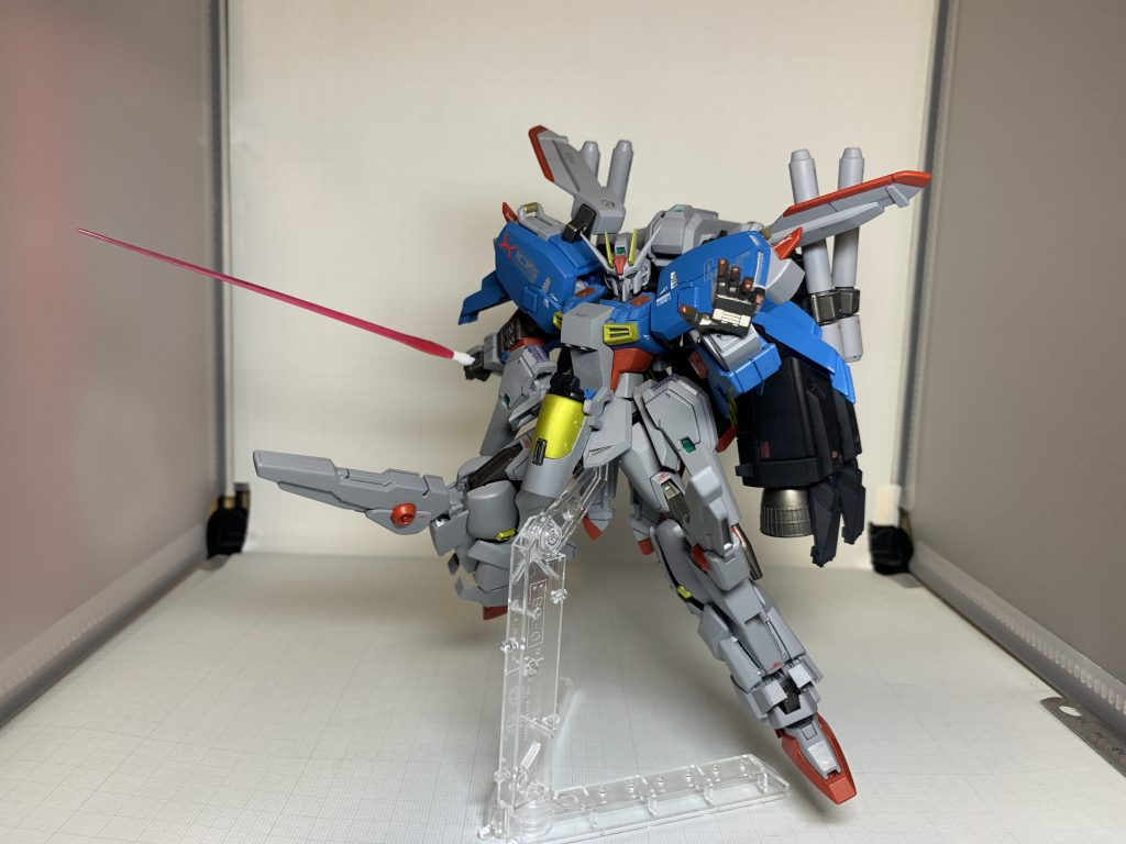 EX-ストライクガンダム アピールショット5
