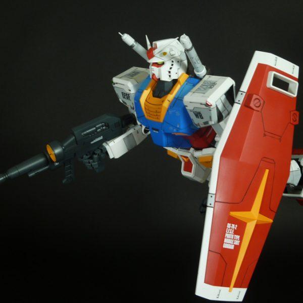メガサイズ RX-78-02 ガンダム