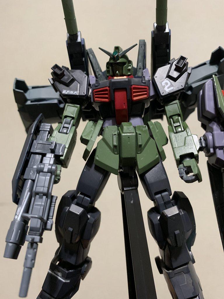 ガンダムMk-2(BWS)