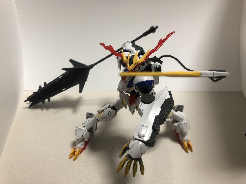 HG ガンダムバルバトスルプスレクス(覚醒)