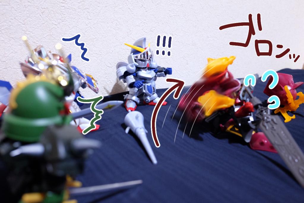 「突撃ー!」 アピールショット3