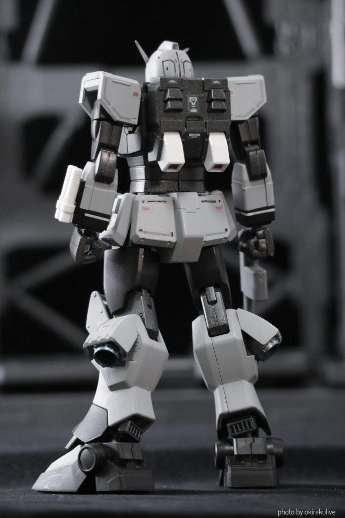 局地型ガンダム陸戦格闘仕様 アピールショット2