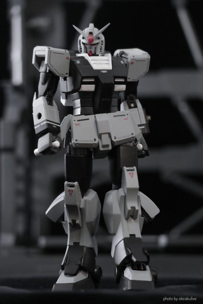 局地型ガンダム陸戦格闘仕様 アピールショット4