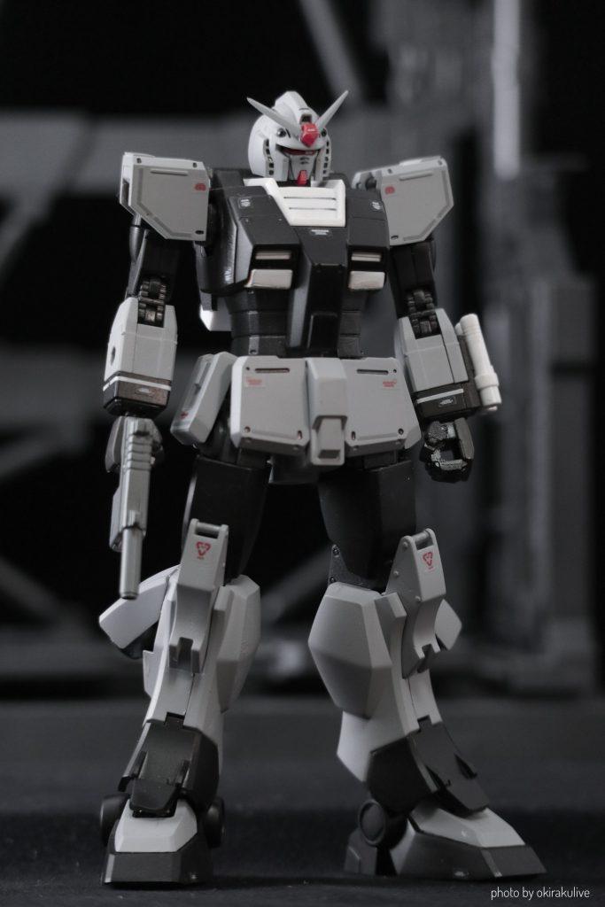 局地型ガンダム陸戦格闘仕様 アピールショット1