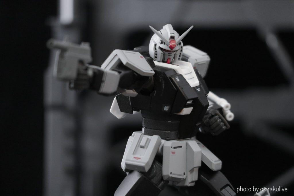 局地型ガンダム陸戦格闘仕様 アピールショット3