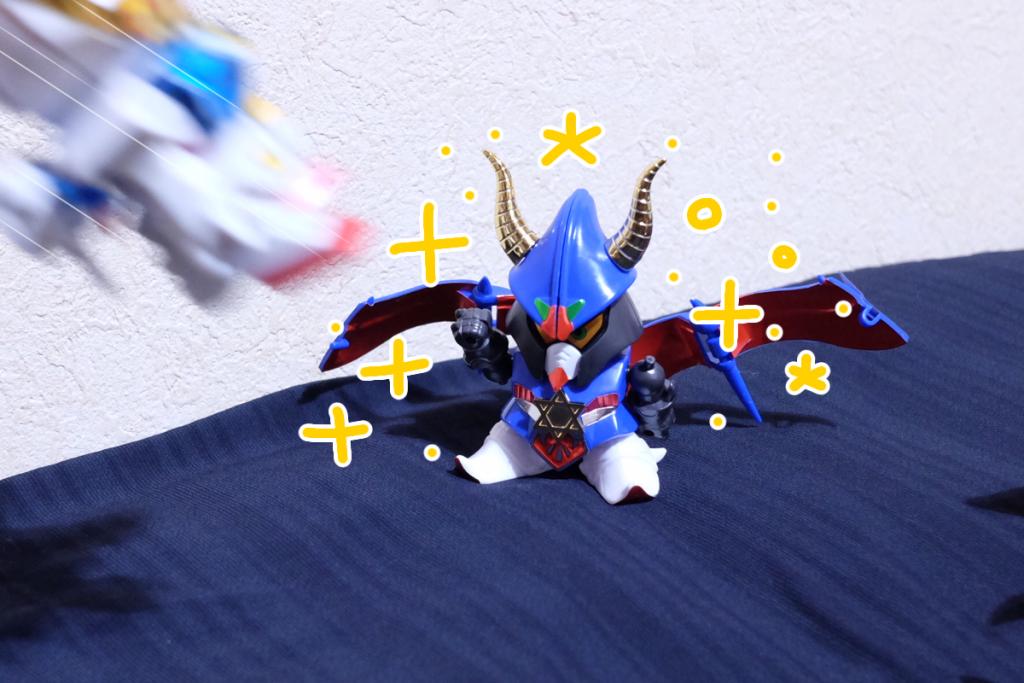 「突撃ー!」 アピールショット6