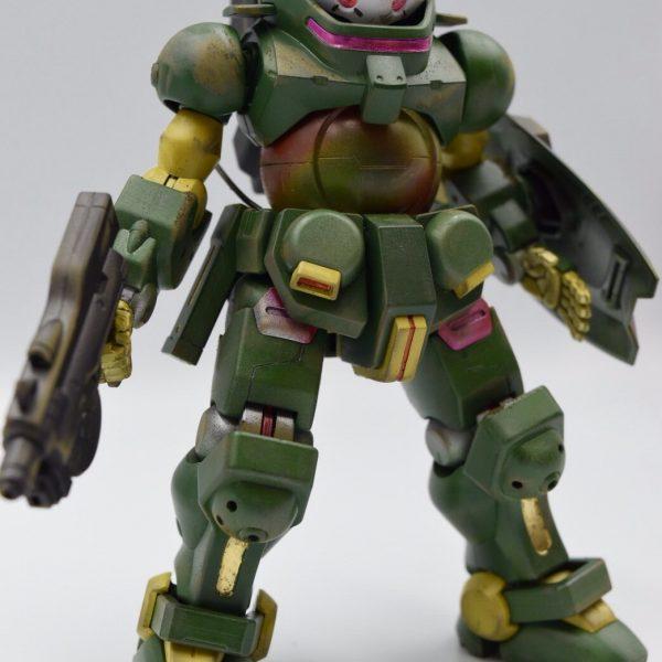 グリモア military bullet