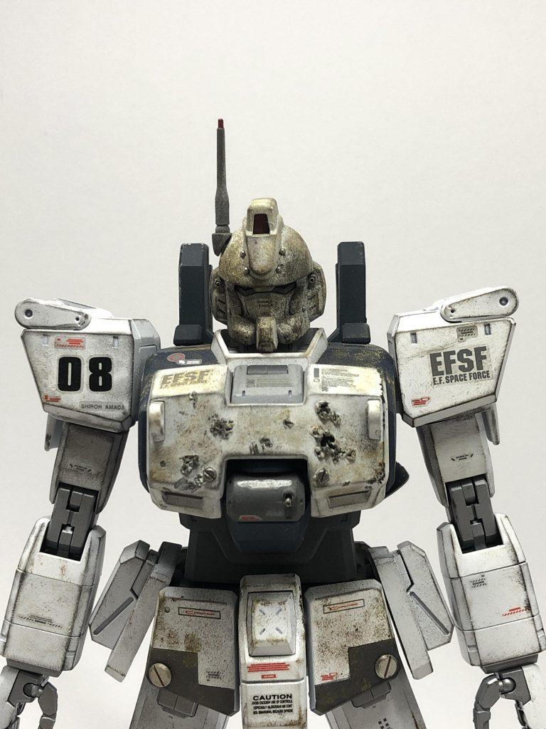 MG RX-79【G】 Ez-8 アピールショット1