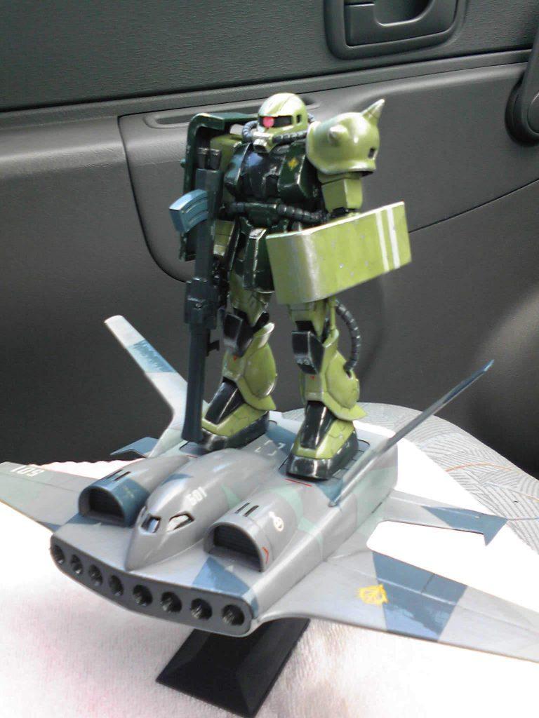 陸戦型ザク&ドダイYS