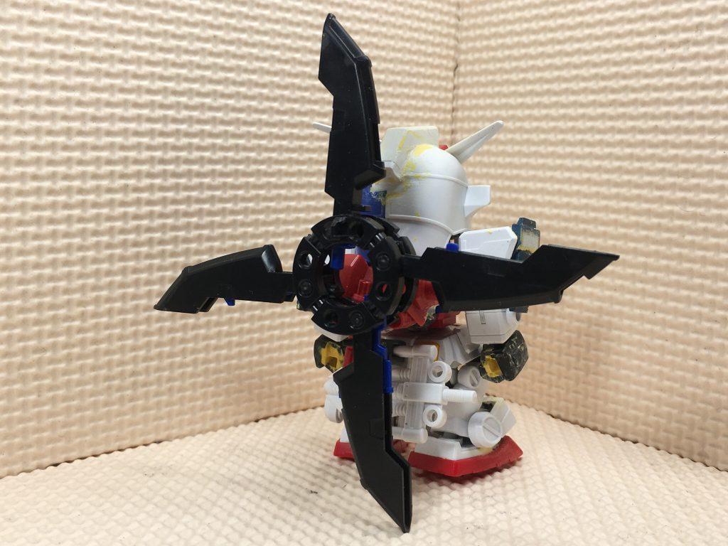 RX-七八丸 制作工程2