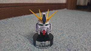 MGνガンダム       の頭