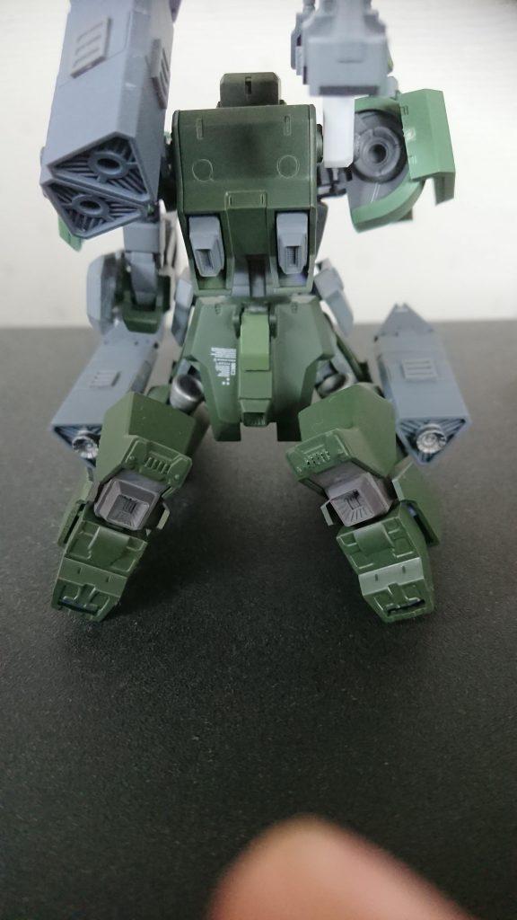 獅電 戦闘支援型 制作工程1