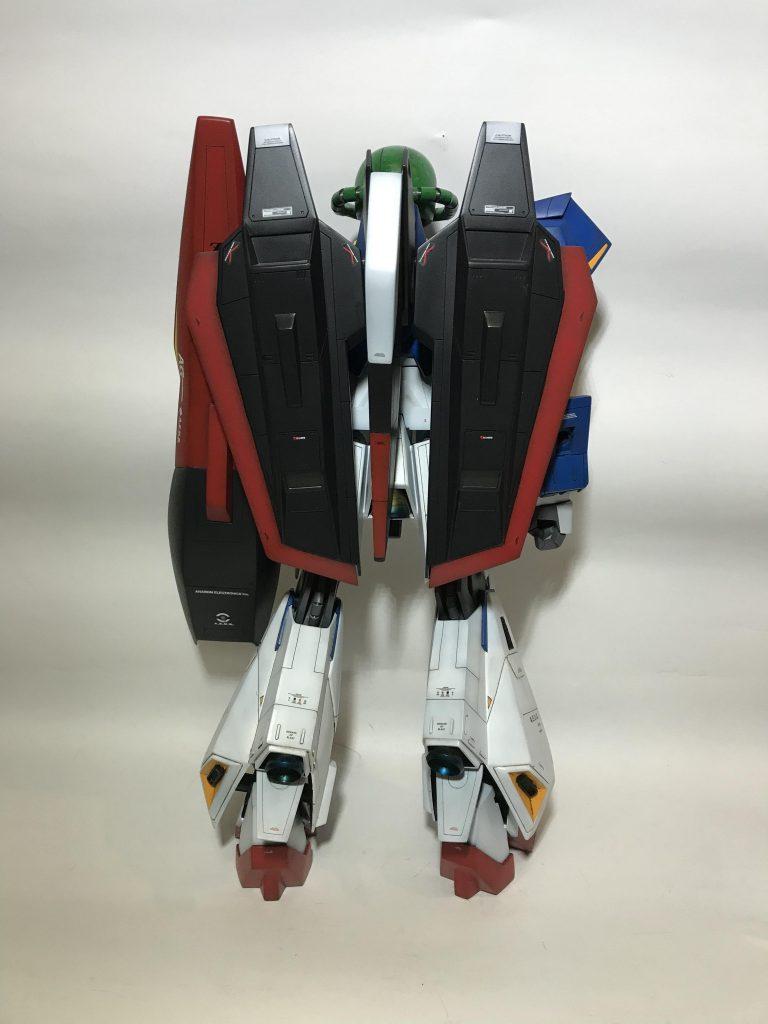 旧キット 1/60 Zザク (Zガンダム改造) アピールショット4