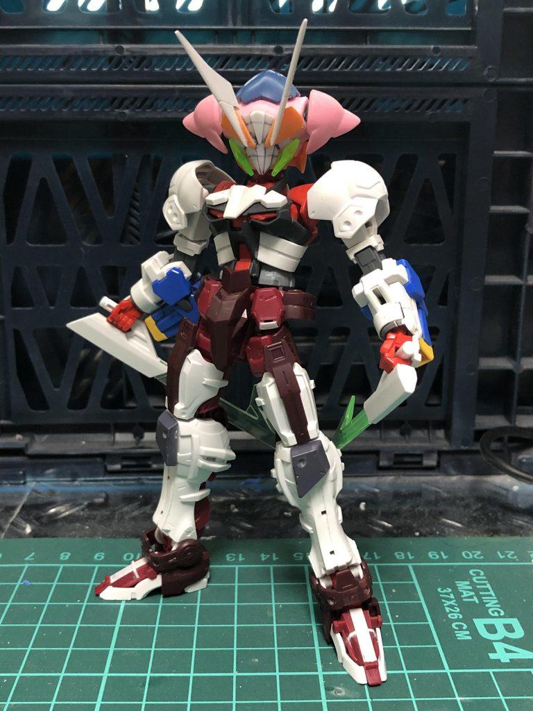 ベローサマギア(腹筋崩壊太郎) 制作工程2