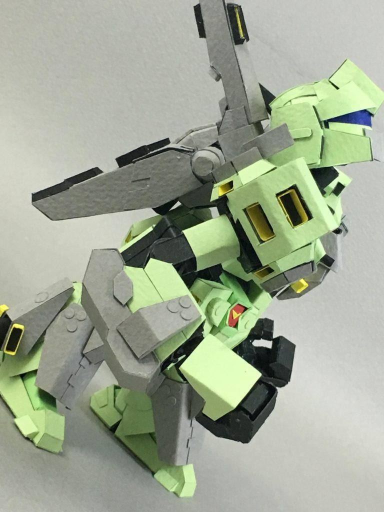 フルスクラッチ・SDスタークジェガン アピールショット3